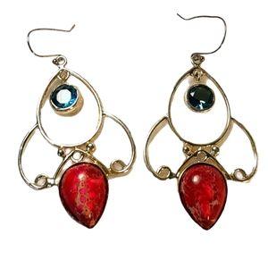 💎 925 Silver Earrings